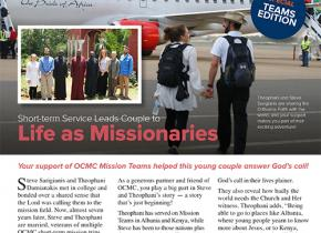 OCMC Mission Newsletter Spring 2019