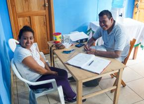 Patient from a 2017 healthcare team to Guatemala