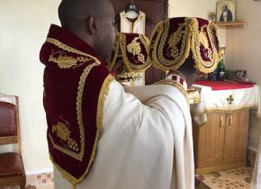 One of our SAMP priests