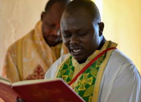 SAMP priest reading
