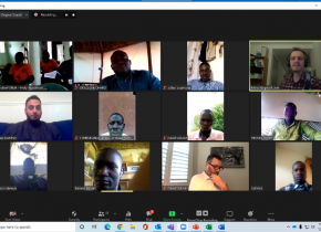 Uganda virtual team participants